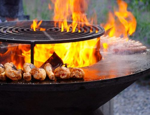 BBQ Safety Advice