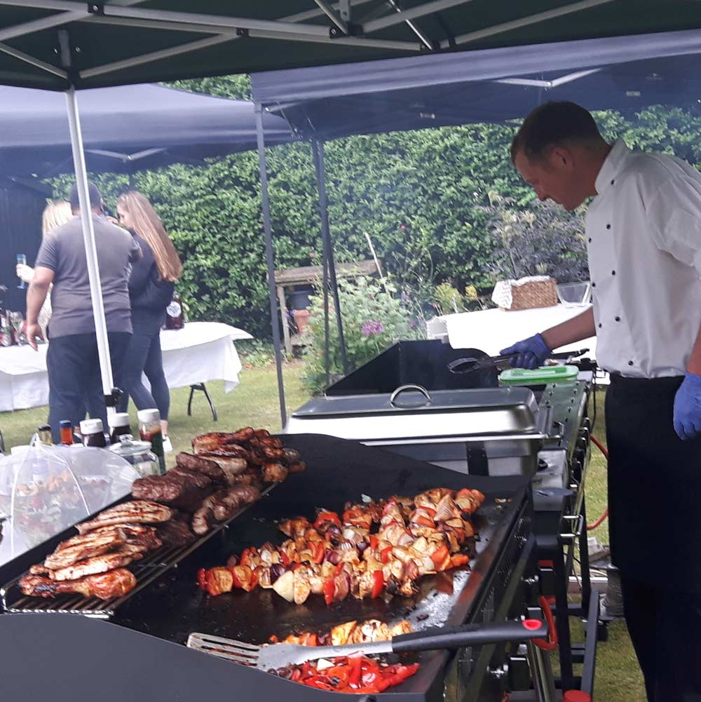 BBQ catering Wiltshire