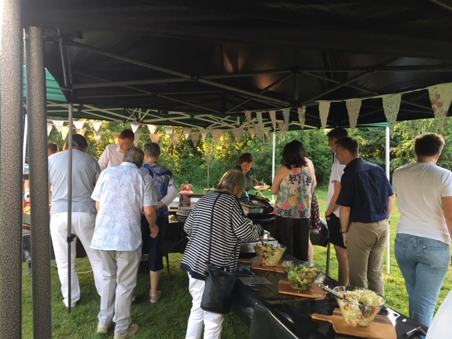 Catering by All Events Hog Roast