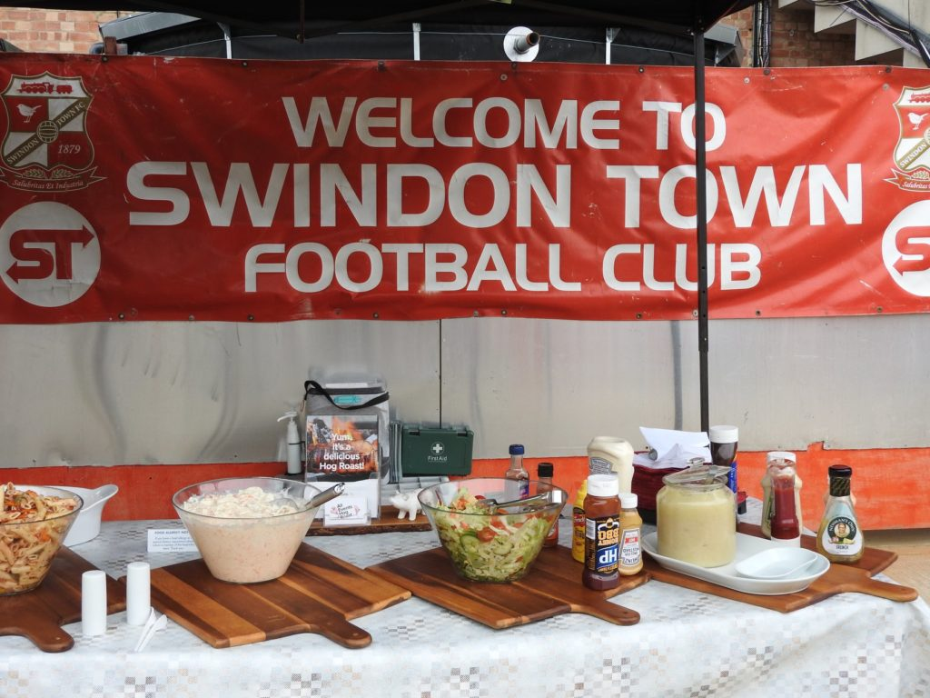 STFC Event - All Events Hog Roast