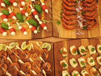 wedding day catering Swindon