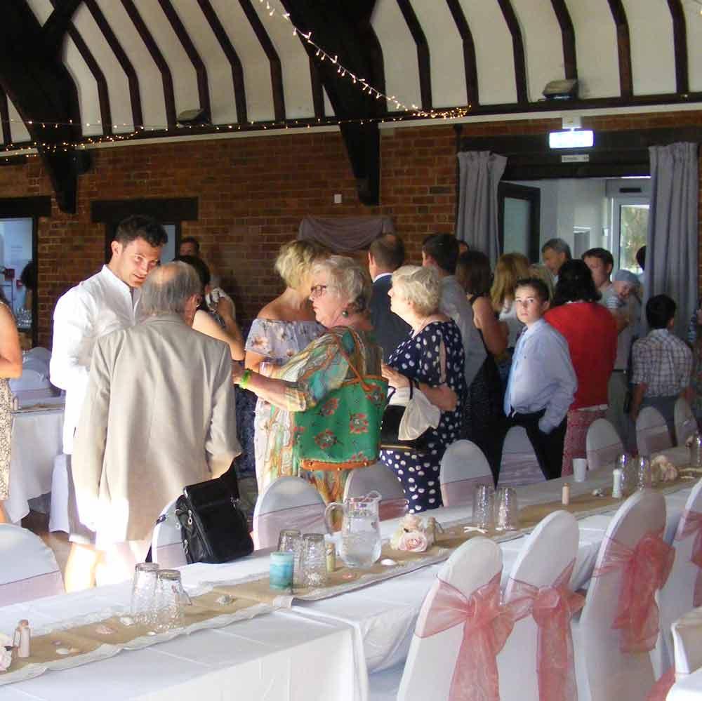 wedding party hog roast in Swindon